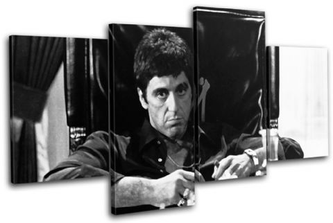 Scarface Al Pacino Movie Greats - 13-1938(00B)-MP04-LO